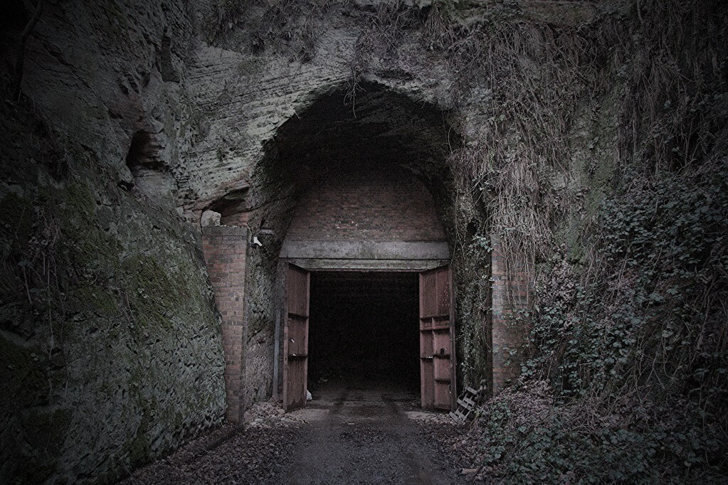 Drakelow Tunnels exterior