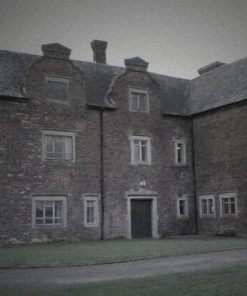 Gresley Old Hall exterior