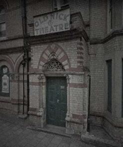 Old Nick Theatre exterior