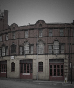 Sheffield Fire and Police Museum exterior