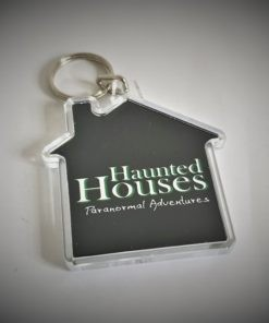 Haunted Houses Official Keyring