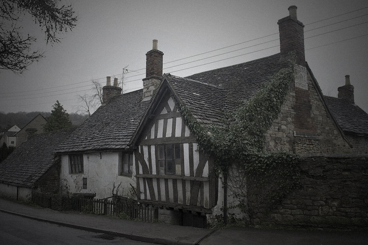 Ghost Hunting at the Ancient Ram Inn with HAunted Houses Events