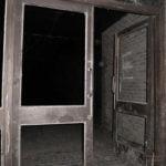 Anzio Army Camp doorway entrance