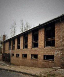 Anzio Army Camp exterior