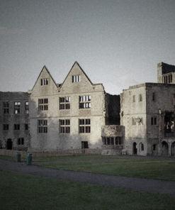 Dudley Castle exterior
