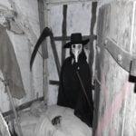 Falstaffs plgue doctor mannequin