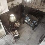 Nantclwyd-y-Dre view of room below