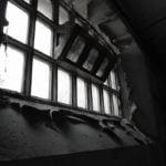 Old Nick Theatre window