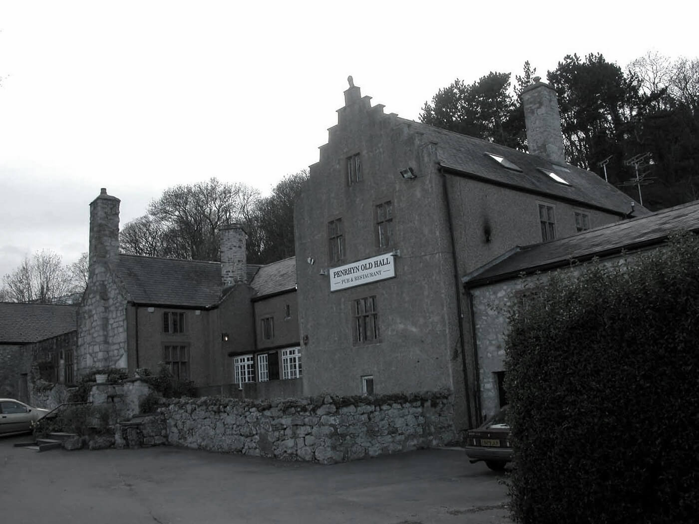 Most Haunted Places in North Wales