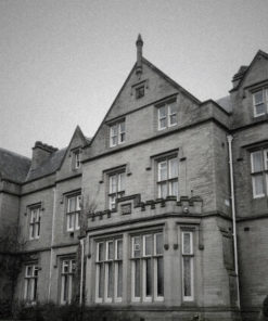 Ryecroft Hall exterior|Rycroft Hall exterior