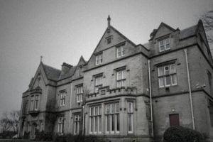 Ryecroft Hall exterior Rycroft Hall exterior