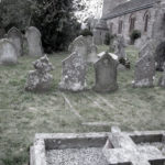 Skirrid Inn graveyard