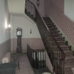The Judges Lodging staircase