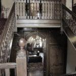 Walton Hall staircase