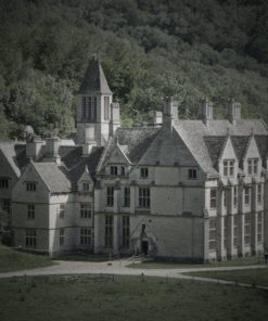 Woodchester Mansion exterior