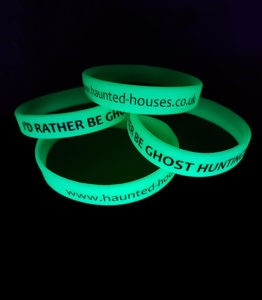 haunted houses wristbands
