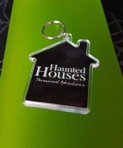Haunted Houses keyring