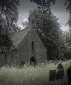 Manor Farm Ghost Hunt Churchyard
