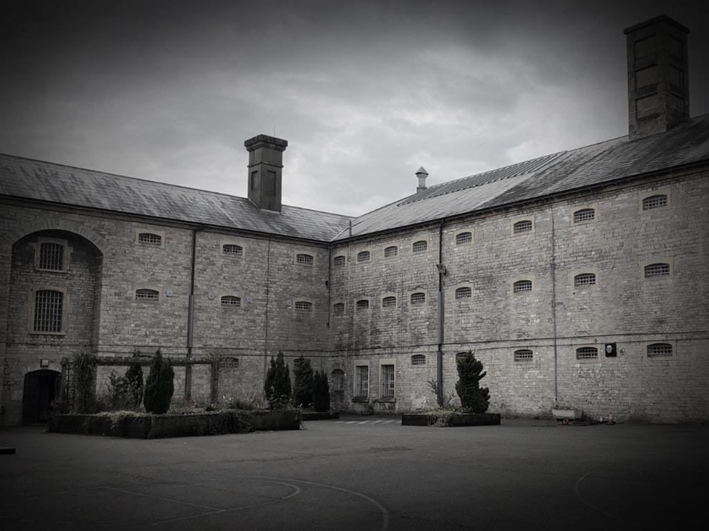 Shepton Mallet Prison Ghost Hunt, also known as Cornhill. Home to the Cray Twins. Most Haunted Prison in the UK, Somerset ghost hunt