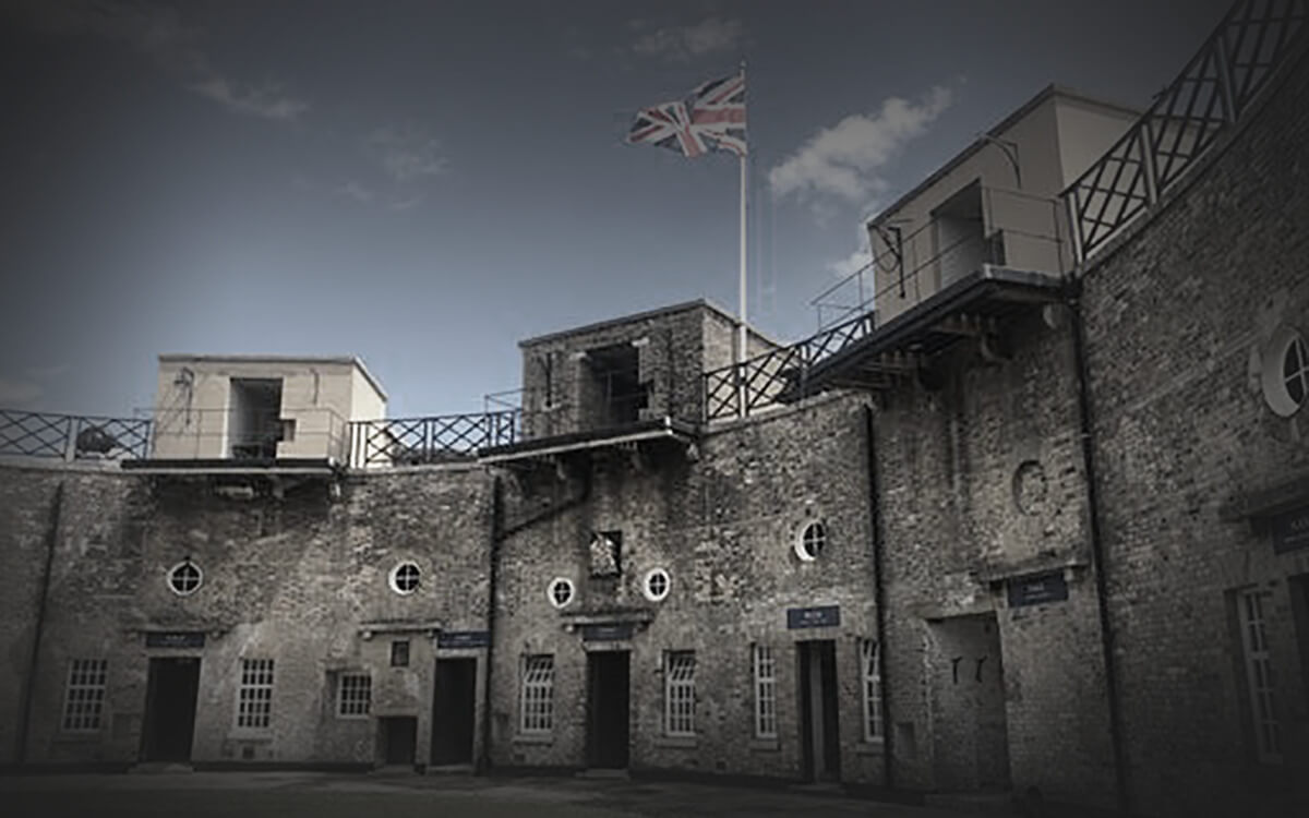 Ghost Hunt at Harwich Redoubt Fort