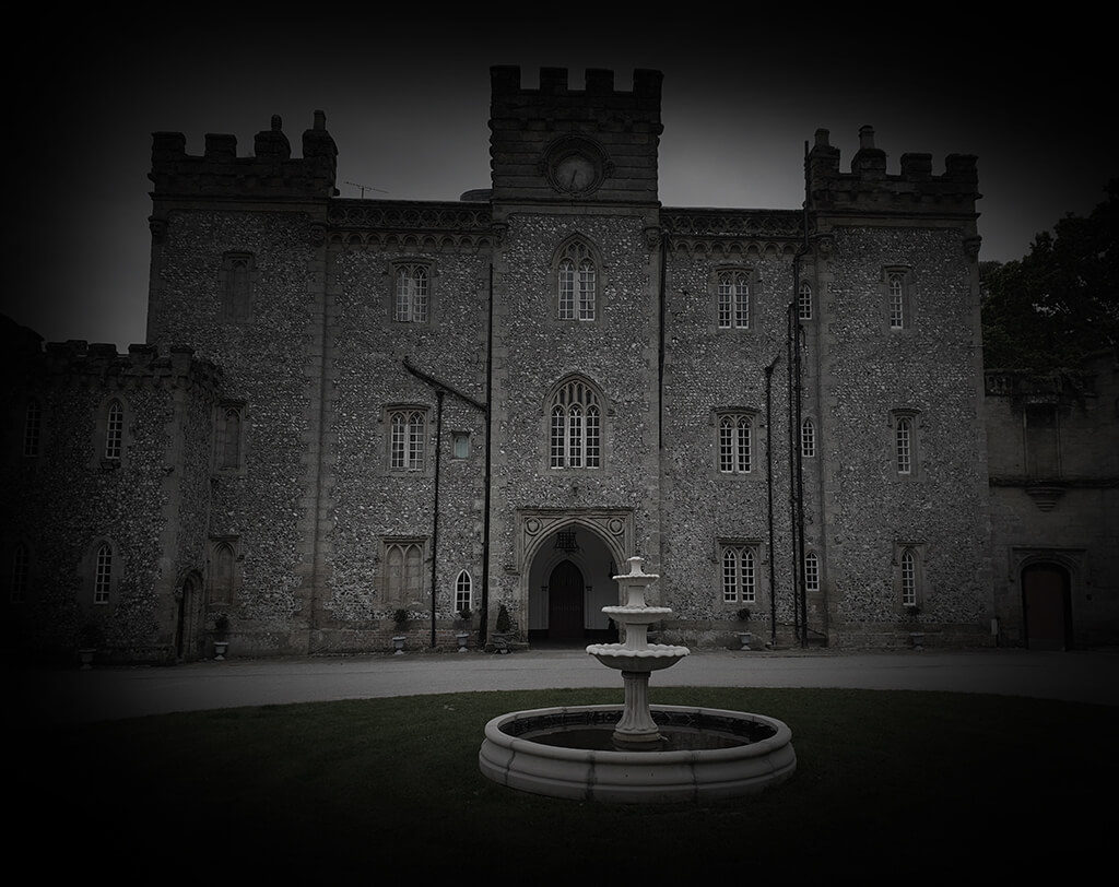 Castle Goring Ghost Hunt in Worthing, Sussex with Haunted Houses Events