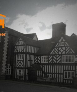 four crosses ghost hunt with sleepover, cannock, staffordshire