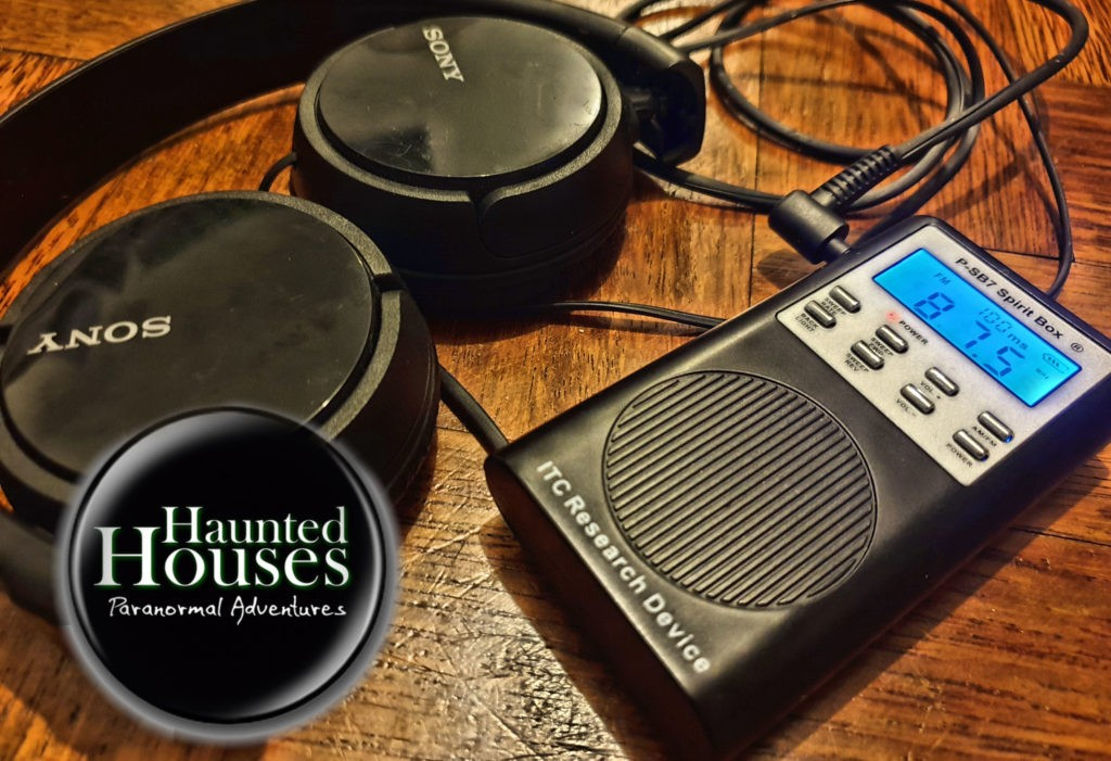 Ghost Hunting Equipment - Haunted Houses Events