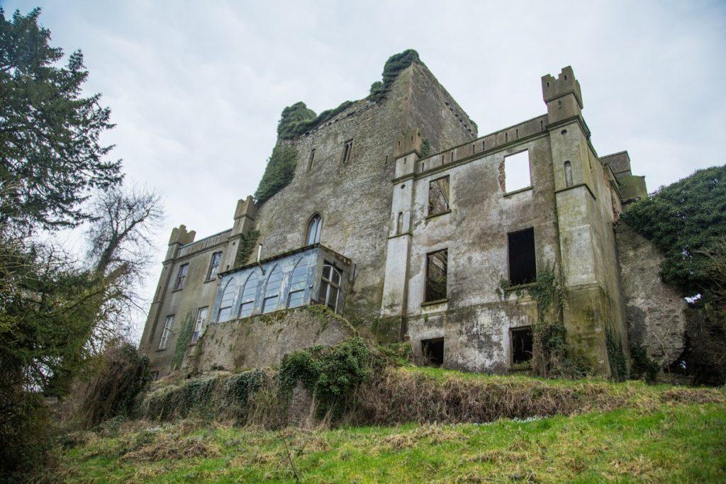 Leap Haunted Castle, Ireland