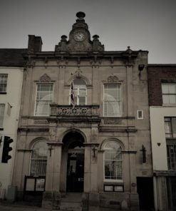 AShbourne Town Hall Ghost Hunts, Derbyshire Ghost Hunts