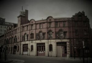 sheffield fire and police museum ghost hunt, national emergency services museum ghost hunt