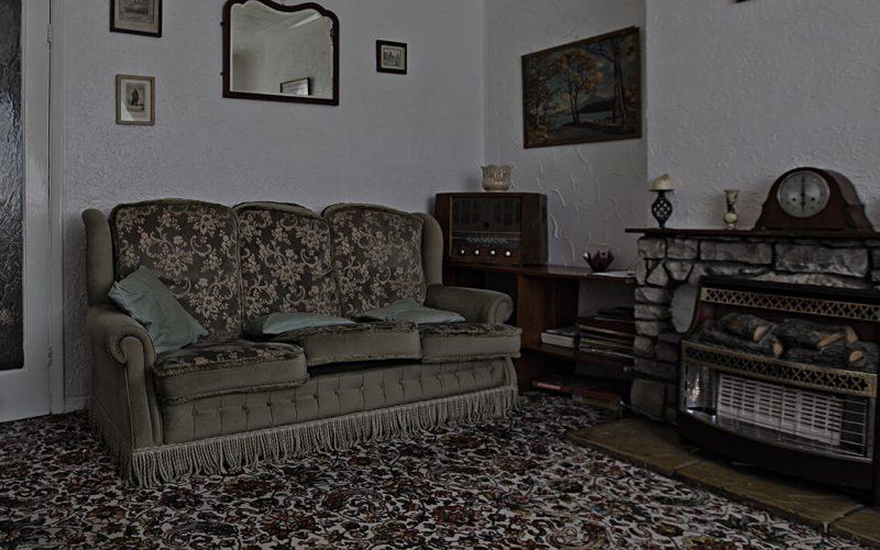 30 East Drive Living Room