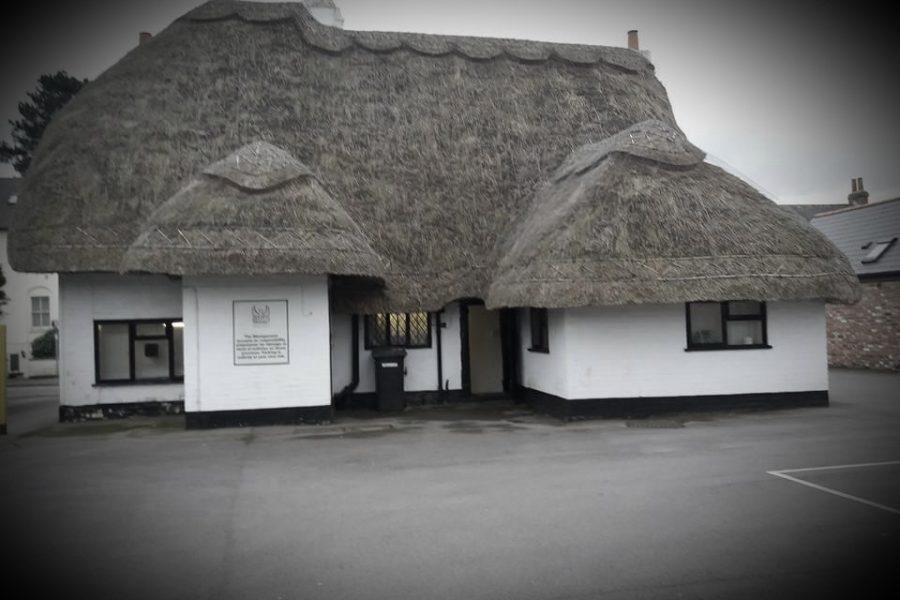 Back Image - Old Lamb Inn