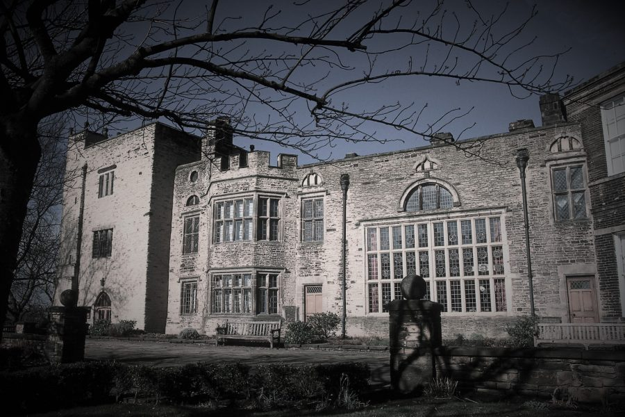 Bolling Hall Exterior Front Ghost Hunt Bradford