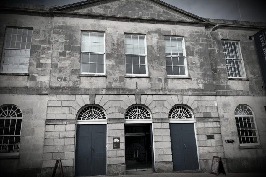 Ghost Hunting in Dorchester, Dorset. Dorchester shire hall