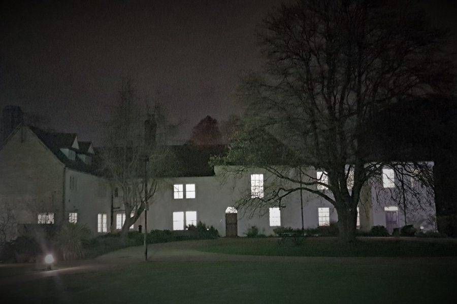valence house ghost hunts