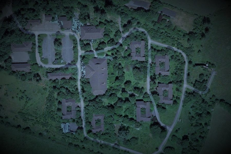 abandoned army camp leek ghost hunting staffordshire haunted village