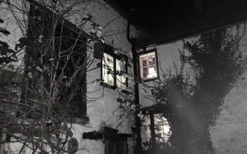 Ancient Ram Inn exterior