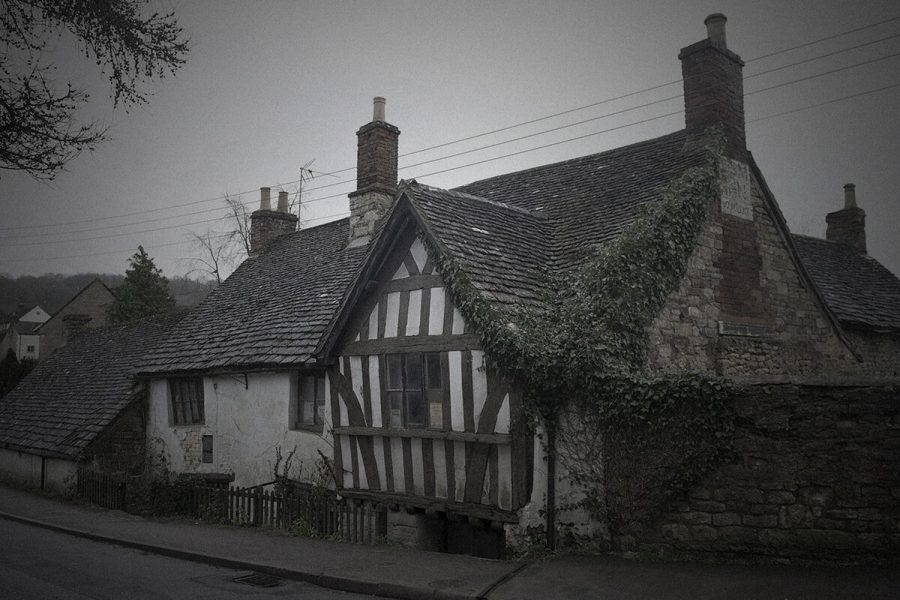 Ghost Hunting at the Ancient Ram Inn with HAunted Houses Events Ancient Ram Inn staircase Ancient Ram Inn fireplace Ancient Ram Inn exterior Ancient Ram Inn attic Ancient Ram Inn exterior Ancient Ram Inn collection or ornaments Ancient Ram Inn bed