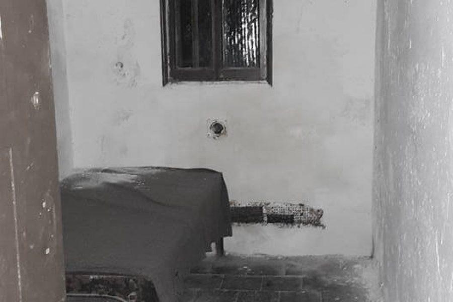 Beaumaris Gaol cell