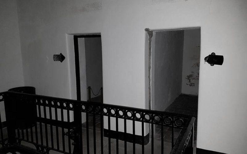 Beaumaris Gaol cells