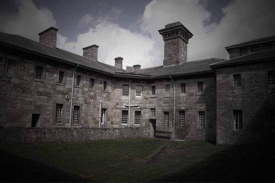 Beaumaris Gaol front exterior