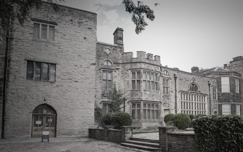 Bolling Hall exterior
