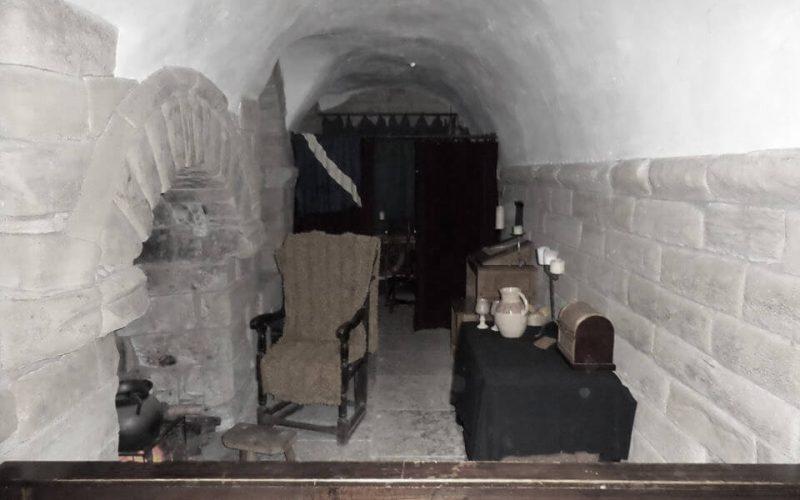 Castle Keep passage