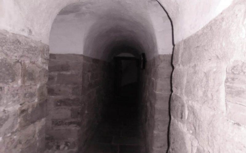 Castle Keep hallway