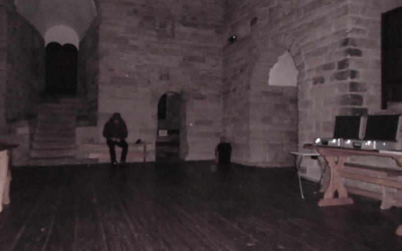 Castle Keep room