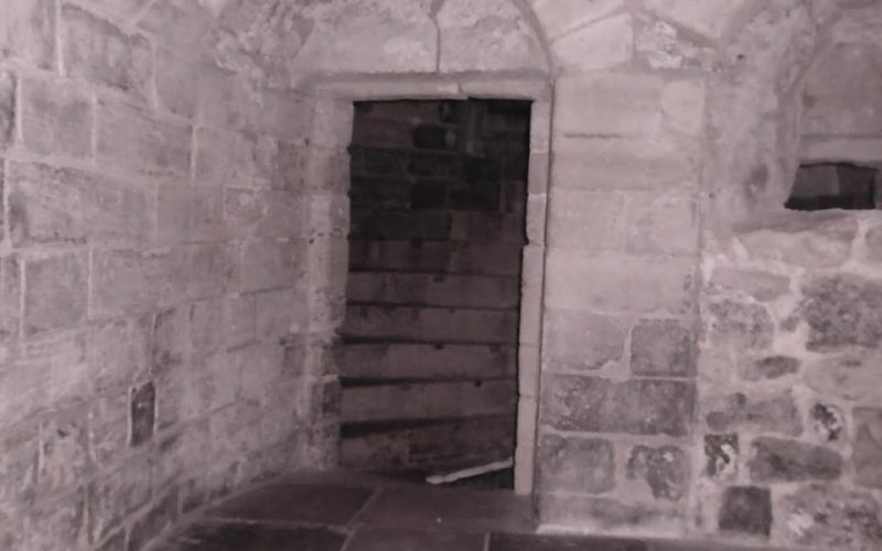 Castle Keep doorway