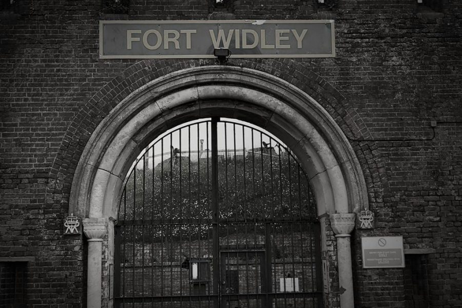 Fort Widley Ghost Hunt