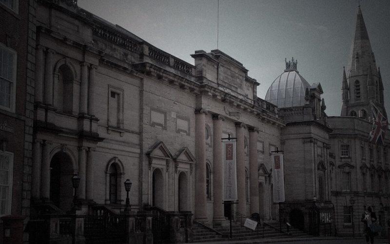 Galleries of Justice exterior