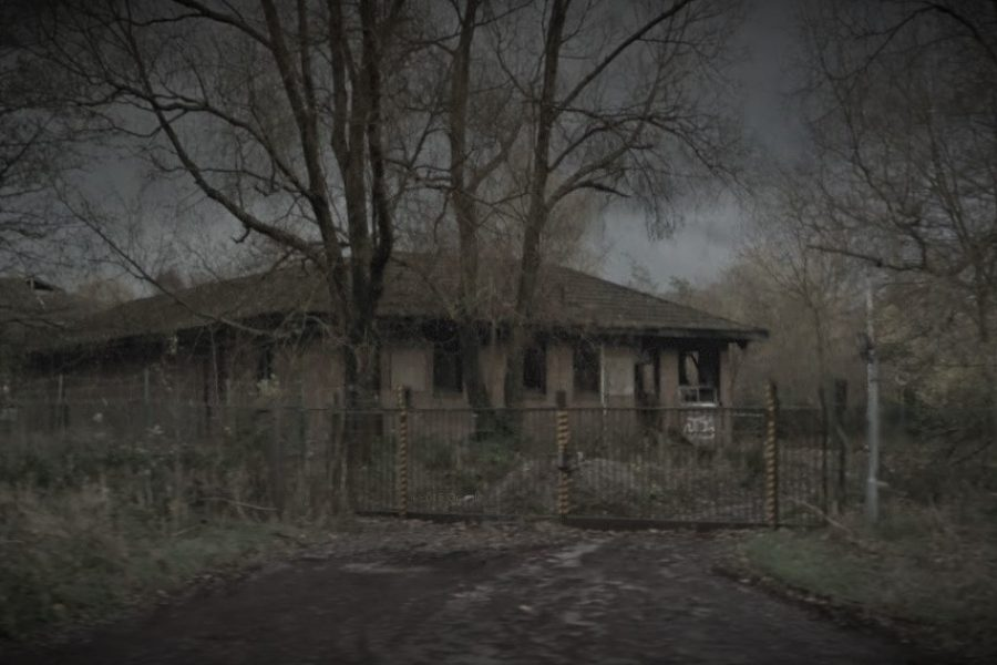 Anzio Army Camp Ghost Hunt, Abandoned Army Camp