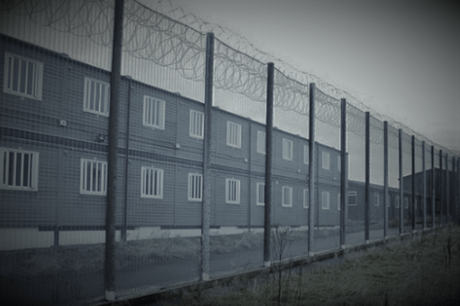 Haunted prison ghost hunt in rutland ashwell prison